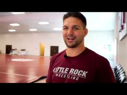 Little Rock Wrestling Facility Tour