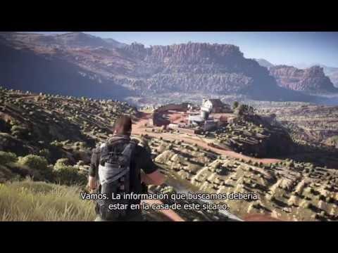 GHOST RECON WILDLANDS - GAMEPLAY TRAILER E3 2016