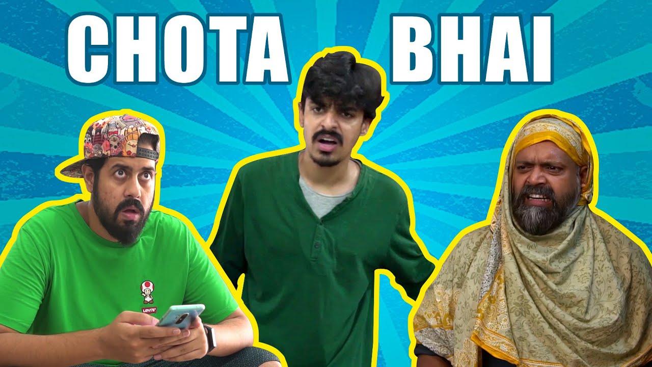 Chota Bhai | Bekaar Films | Comedy Skit