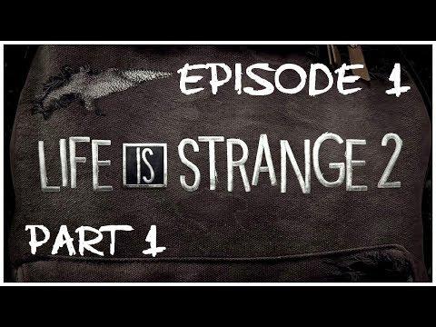 LIFE IS STRANGE 2 ÉPISODE 1 première partie thumbnail