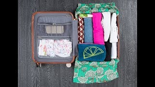How To Pack A Suitcase - 7 Handy Packing Tips | House of Fraser