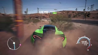 Need for speed payback gameplay, morning drive with Zo6