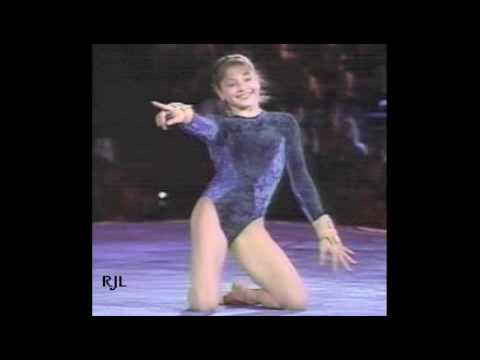 Dominique Moceanu 1996 Rock n Roll Gymnastics Music