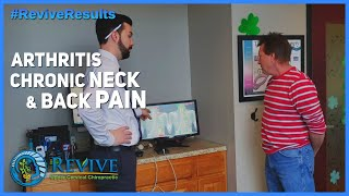 Treating Neck Pain, Back Pain, Arthritis with UPPER CERVICAL CHIROPRACTIC | #reviveresults