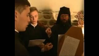 Освящение храма в честь прп. Антония Печерского на Афоне