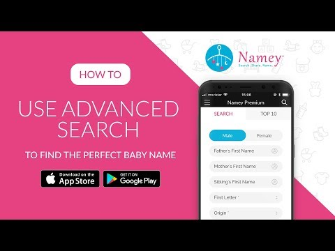 How to Use 'Advanced Search' to Find the Perfect Baby Name