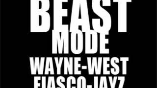 Download Beast Mode - Lil Wayne ft Kanye West Lupe and Jay Z MP3 song and Music Video