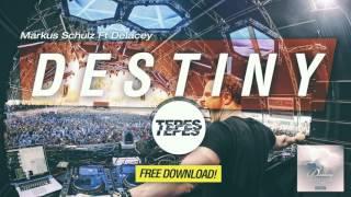 Markus Schulz Feat Delacey Destiny Tepes Remix