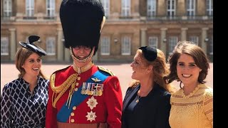 Download Video Proud Sarah Ferguson Shares Intimate Family Photos With Andrew & Princesses Beatrice & Eugenie! MP3 3GP MP4