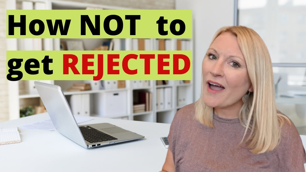 PhD Rejection- 7 Reasons Why PhD Applications Are Unsuccessful - YouTube
