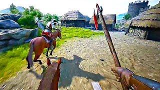 MORDHAU - 20 Minutes of Combat Gameplay (New Medieval Game 2018)