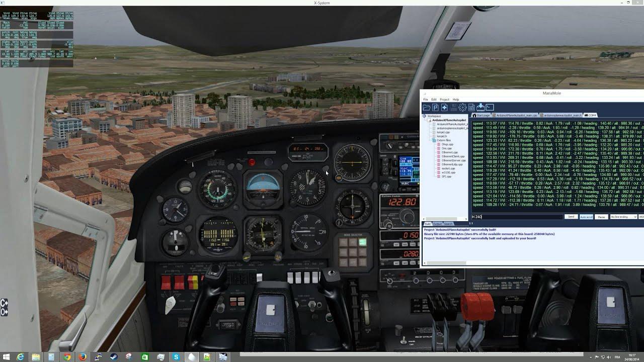 Arduino plane autopilot with extreme weather youtube