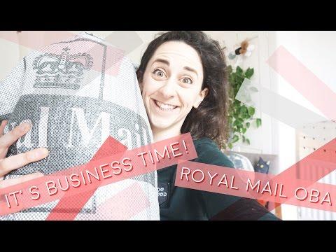 It's business time! Let's talk Royal Mail OBA...