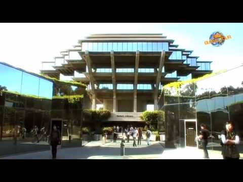 University of California, San Diego - universitetsportræt