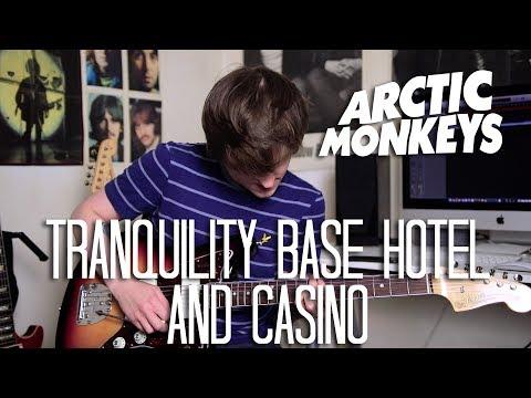 Tranquility Base Hotel + Casino - Arctic Monkeys Cover (Tranquility Base Hotel + Casino Album Cover)