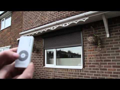 Electric Adaptive Roller Shutters