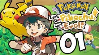 Das NEUE Pokémon Spiel 😍 POKÉMON Let's Go Pikachu & Pokémon Let's Go Evoli