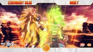 Broly the Legendary Super Saiyan 3 is badass