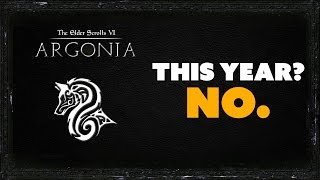 The Elder Scrolls VI: Argonia THIS YEAR? Not so fast. - The Know