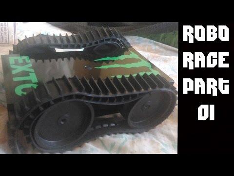 Robo Race Part 01  science experiment-vigyan prayog-विज्ञान प्रयोग-जादू-चमत्कार