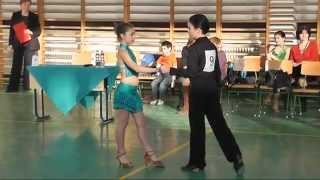 V. Dancenet kupa - Junior haladó tánciskolás latin döntő Thumbnail