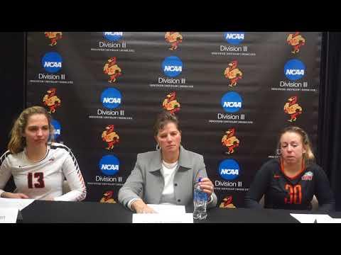NCAA D3 Women's Volleyball Regional (Westerville, OH) - Ohio Northern University