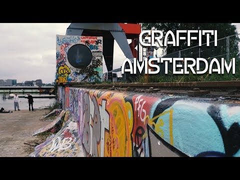 AMSTERDAM GRAFFITI & Apollo Brown Beats