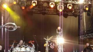 Devin Townsend - Planet Smasher @ Tuska 2010 Ziltoid special