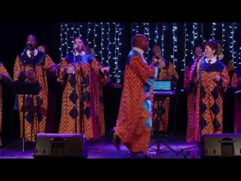 African Joys Universal (Wes Koka)  -  « Eyenga Ya Mbotama » en concert