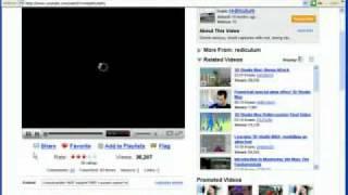 طريقة تحميل ال�يديو من youtube www keepvid com