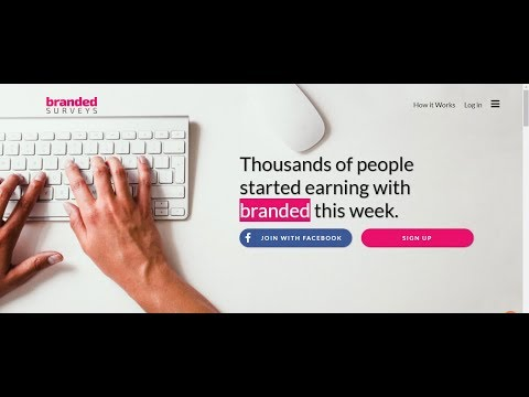 How to create Branded Survey Account | How to complete Branded Survey Setting Profile bangla 2018
