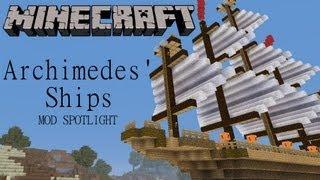 Minecraft Spotlight: ARCHIMEDES