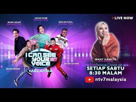[FULL] I Can See Your Voice Malaysia Minggu 4 bersama WANY HASRITA ! | #ICSYVMY
