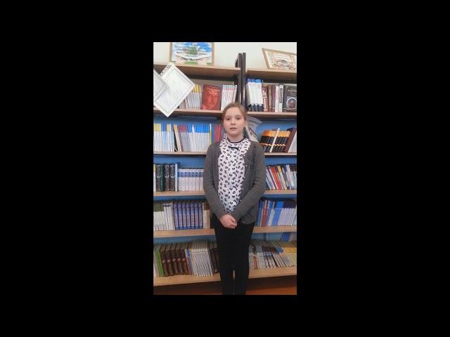 Изображение предпросмотра прочтения – ЯнаБорисова читает произведение «Раскрой ладонь» Е.В.Албул