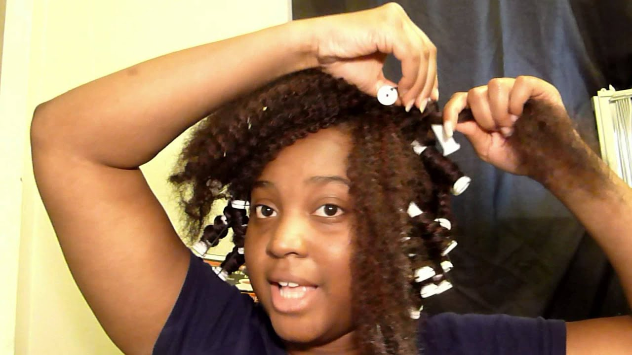 Crochet Braids Using Janet Collections Noir Afro Twist Braid PT.2 ...