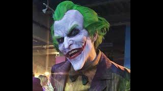 2017 Arkham Asylum Joker Makeup Timelapse