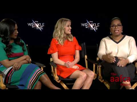 AAFCA REPORT: Oprah, Reese, and Mindy Gushing Over Ava