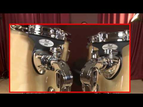 Pearl Drums VBL Vision Series 5-piece Birch Drum Set Review _ Full Compass