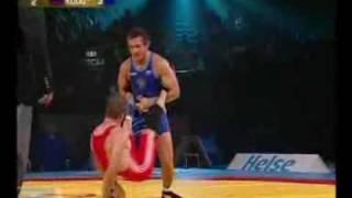 60 Kg Guseynov Vs Kudukhov, Final Of World Championship 2009