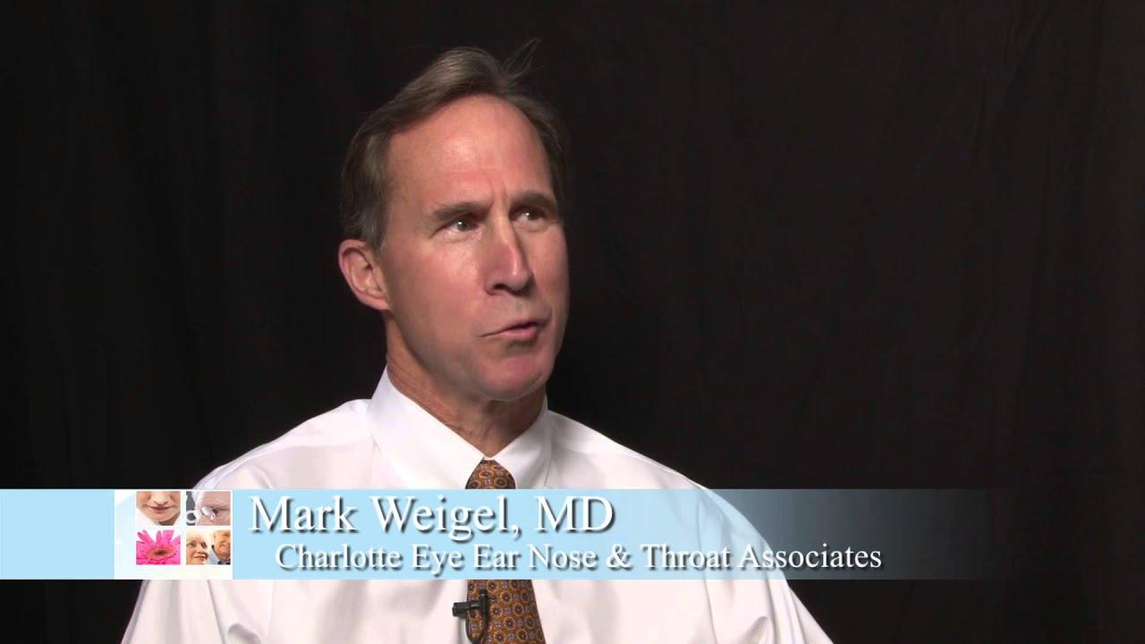 Mark Weigel, MD | Rhinoplasty doctor | Nose Surgery in Huntersville