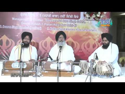 Bhai-Maninder-Singhji-Srinagarwale-At-Greater-Kailash-On-01-October-2014