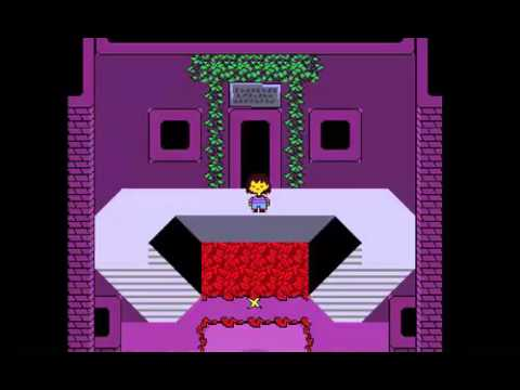Undertale OST - She's Playing Piano