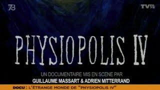 Le 7/8 Week-end – G. Massart et A. Mitterrand, réalisateurs de Physiopolis IV