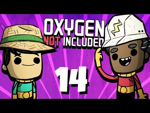 Exosuit Checkpoint! - Ep. 14 - ONI Occupational Upgrade! - Oxygen Not Included Gameplay