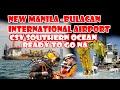 new manila international airport update/ philippines post 37 /jessvvlog vistal