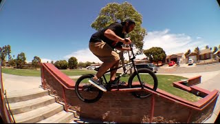 BMX - STOLEN BIKES CALI COAST TRIP 2014