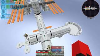 Advanced Rocketry Space Station | Caraok