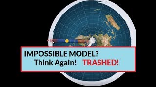 "The Flat Earth ""Sun Speed LIE"" TRASHED!"