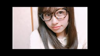 ももクロ佐々木彩夏のオリジナル眼鏡姿に「可愛い」「女神」と絶賛の声.