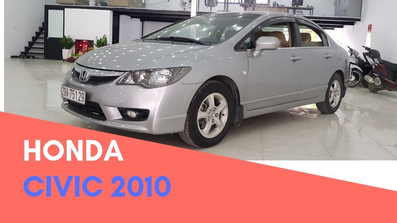 Xe Ô Tô Cũ – Honda Civic 2010 Chính Chủ Siêu Đẹp